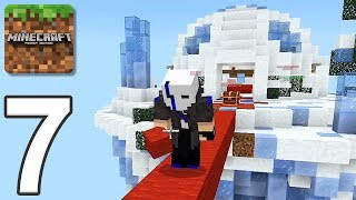 Minecraft: Servers - Gameplay Walkthrough Part 7 - Treasure Wars (iOS, Android)