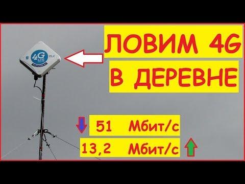 4G Интернет в Деревне / Отличный интернет в деревне / Как настроить интернет в деревне