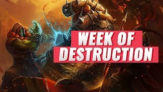 Heroes Of The Storm Release Date, The Witcher 3 News, Diablo 3 Exploits (Week Of Destruction)