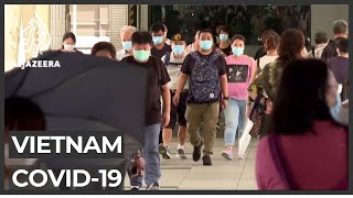 COVID-19 spreads in Vietnam after outbreak at tourist spot