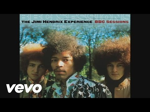 Jimi Hendrix - Catfish Blues & Hoochie Coochie Man (BBC Sessions)