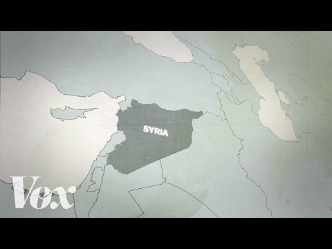 Syria's war: Who