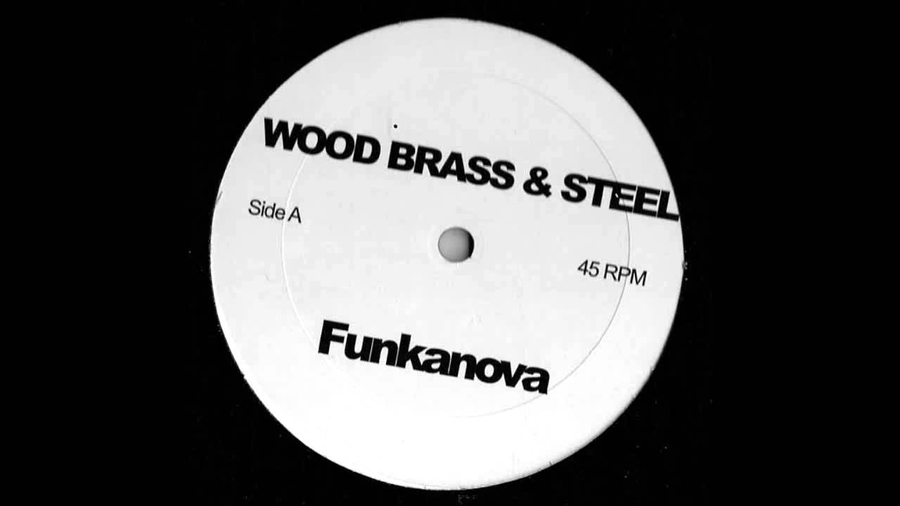 wood brass and steel funkanova