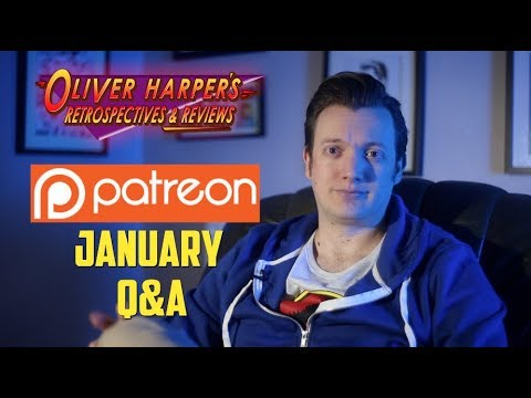 January's Monthly Patreon Q&A (2018)