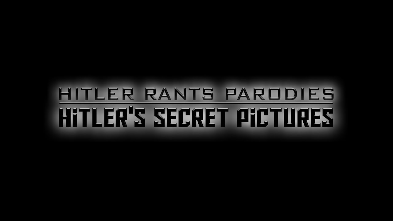 Hitler's secret pictures