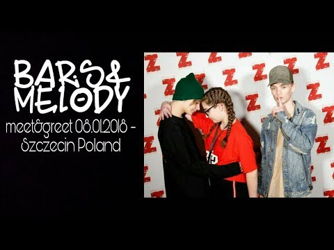 Bars and Melody meet&greet photos Generation Z tour /08.01.2018 - Szczecin