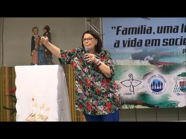 XV Congresso Nacional da Pastoral Familiar - Pessoa Idosa na Família, na Sociedade e na Igreja