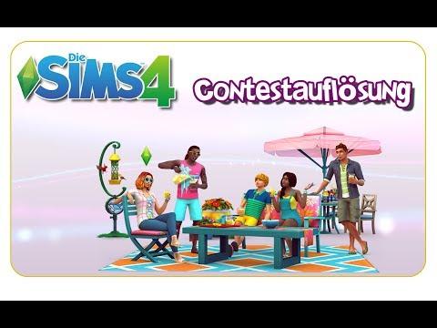 Die Sims 4: Communitycontest Auflösung - Eure Sims für Annalena & Betty