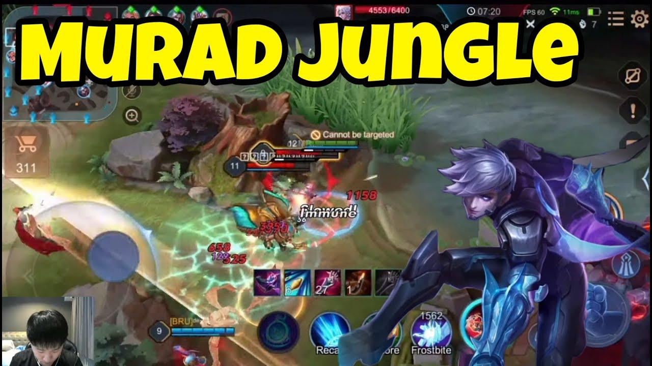 Murad Jungle!! How to play