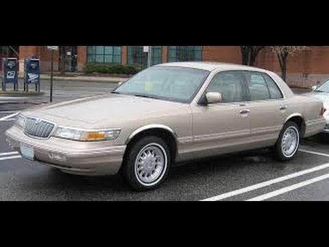 How to Replace Blower Motor Resistor Ford Crown Vic - YouTube