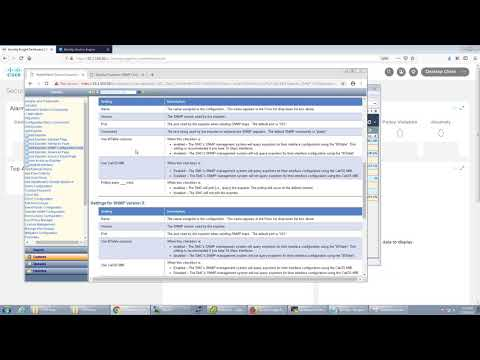 1 32 - Configuring SNMP for Exporters on Stealthwatch