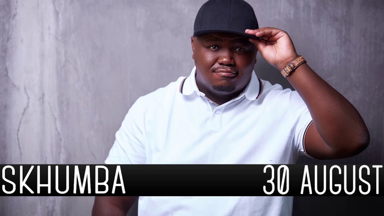 Skhumba Talks About Zimbabwean Comedian Getting Arrested