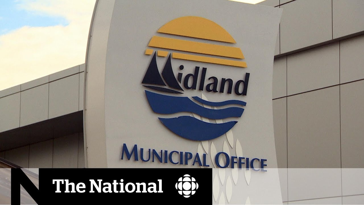 Hackers hold Ontario town hostage