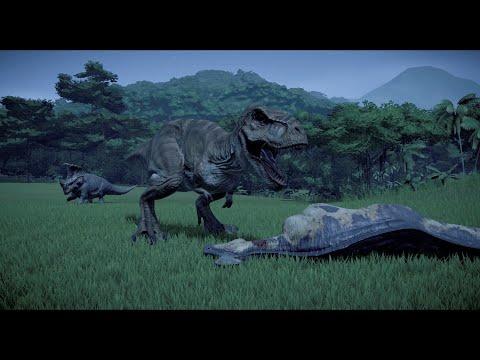Cretaceous China-Jurassic World Evolution Documentary |