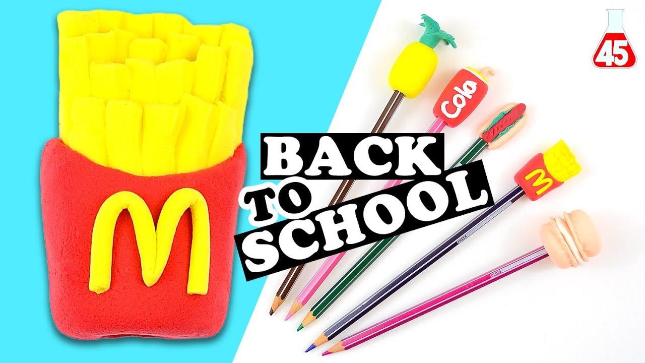 5 oggetti per la scuola fai da te diy back to school for Oggetti decorativi fai da te