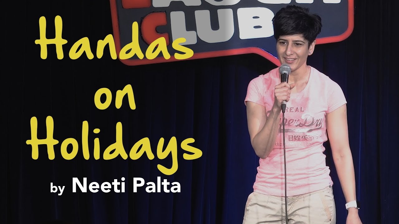 Download Handas On Holidays | Stand-up comedy by Neeti Palta