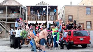 Harlem Shake - UIC - TKE (University of Illinois at Chicago)
