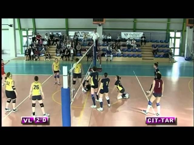 Volley Cittaducale vs Tarquinia - 2° Set