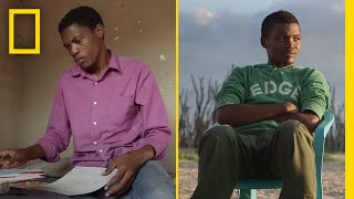 These Two Young Bushmen Hope for a New Life in the Modern World | Short Film Showcase thumbnail