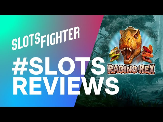 Raging Rex Slot Review - FIRST PLAY'N'GO SLOT RELEASE OF 2019