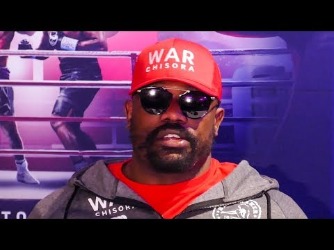 Dereck Chisora vs Dilian Whyte 2 POST FIGHT PRESS CONFERENCE  | Matchroom Boxing