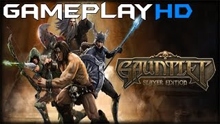 Gauntlet: Slayer Edition Gameplay (PC HD) [1080p]