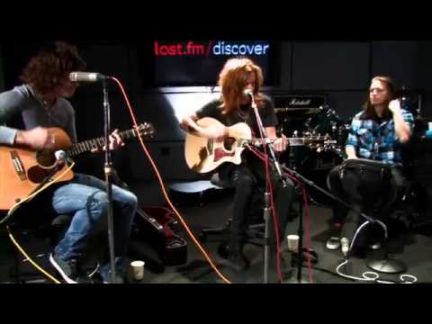 We The Kings - Check Yes Juliet (Last.fm Sessions)