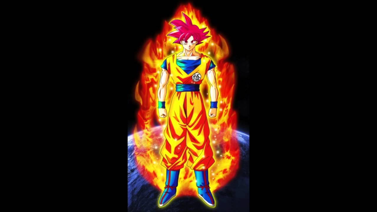 Black Rose 3d Wallpaper Super Saiyan God Goku Theme Youtube