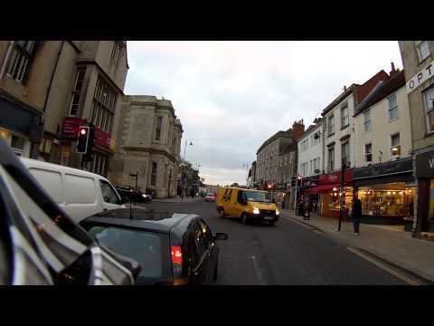 A Ride Through Warminster, Wiltshire