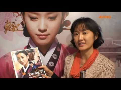 Interview: Jean Hur / Munhwa Broadcasting Corporation (MBC) about Dong Yi at MIPCOM 2010
