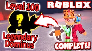 I bought the *BEST* LEGENDARY PET and COMPLETED Toy Simulator!! (Roblox)