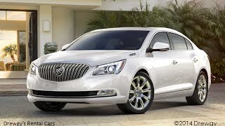 Car Rental | 2014 Buick Lacrosse