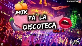 Mix Pa' la Discoteca #2 x Deejay FJ ( Runaway , Dollar , 3G , Rebota remix , Camuflaje )