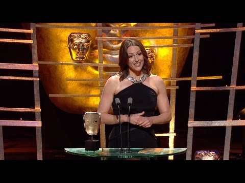 Suranne Jones wins a BAFTA for leading Actress - The British Academy Television Awards 2016