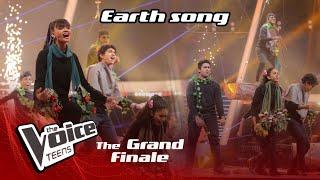 Earth Song | Grand Finale | The Voice Teens Sri Lanka
