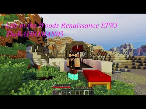 """Life in the Woods Renaissance EP83 """"Portal Room Planning"""""""