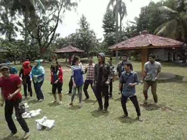 Joget Caesar Buka Dikit Joss (Cuplikan) Travel Video