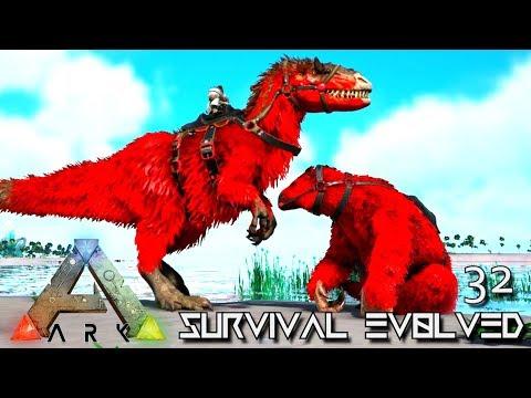 ARK: SURVIVAL EVOLVED - NEW YUTYRANNUS & MEGATHERIUM TAMED !!! E32 (ARK UPDATE ETERNAL)