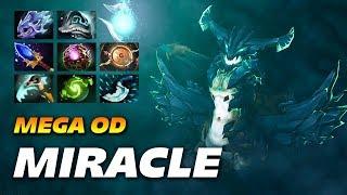 Miracle Mega Outworld Devourer - Dota 2 Pro Gameplay