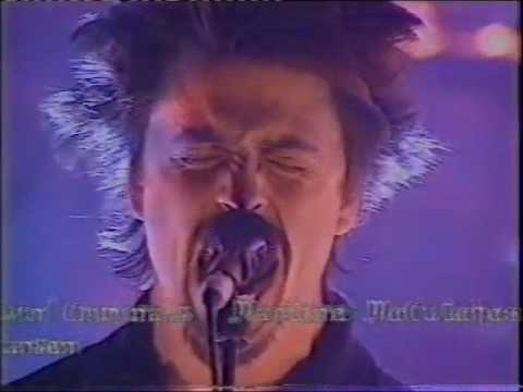 Foo Fighters - My Poor Brain  (TFI Friday 1997)