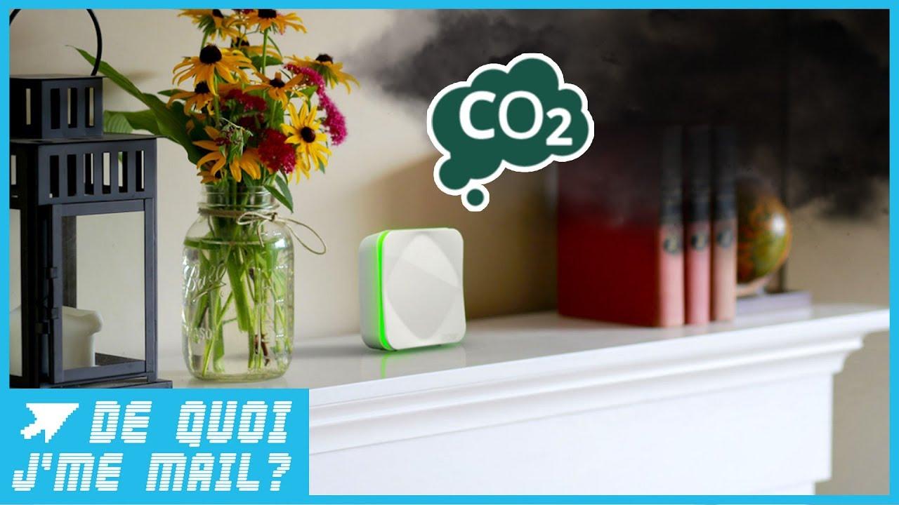 Comment Analyser La Pollution De Lu0027air Dans La Maison ? DQJMM (2/2) Photo