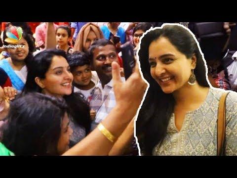 മോഹൻലാലിനെ കാണാൻ മഞ്ജു എത്തി | Manju Warrier to watch Mohanlal | Mohanlal theatre Response