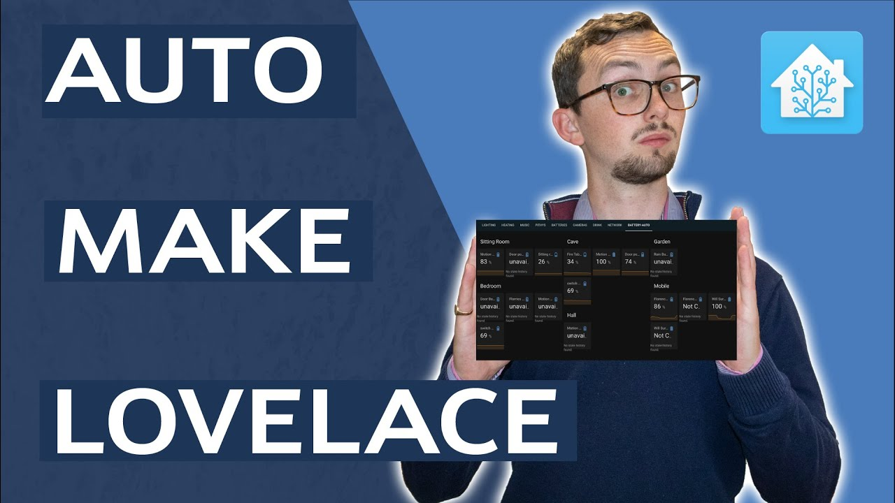 Auto Populate Lovelace dashboards with Strategies