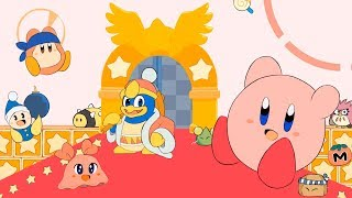 Kirby 25th Anniversary (Fan Animation)