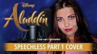 Aladdin #39#39Speechless#39#39 part 1 cover by Lisa van Harmelen