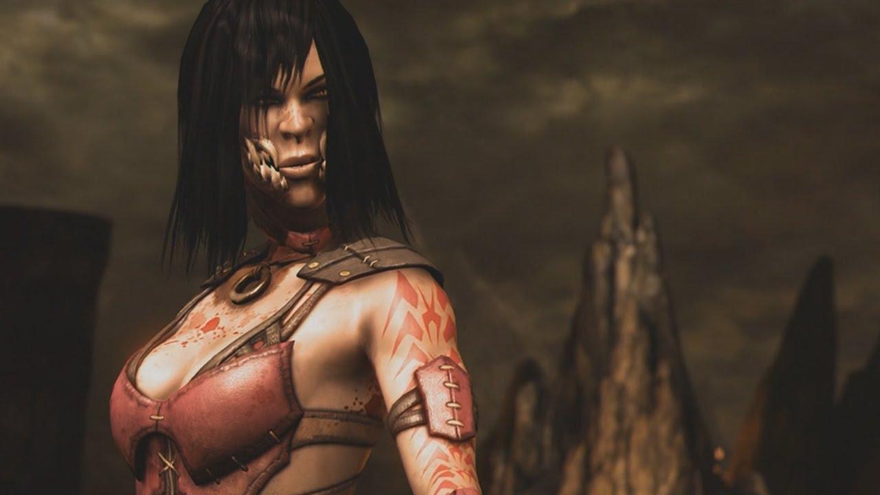 Mortal Kombat X Mileena All Fatalites Brutalities X Ray
