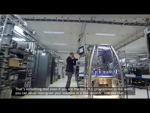 Artificial Intelligence Demonstration - AI on the machine level