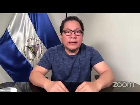 conferencia de prensa personas presas políticas previas a abril 2018