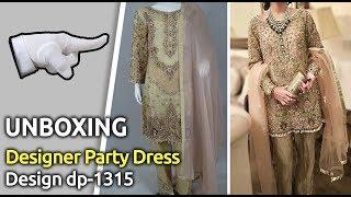 Stylish Designer Party Wear Dr…