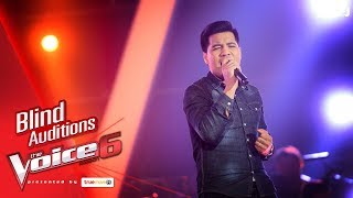 สัน - ยาใจคนจน - Blind Auditions - The Voice Thailand 6 - 17 Dec 2017